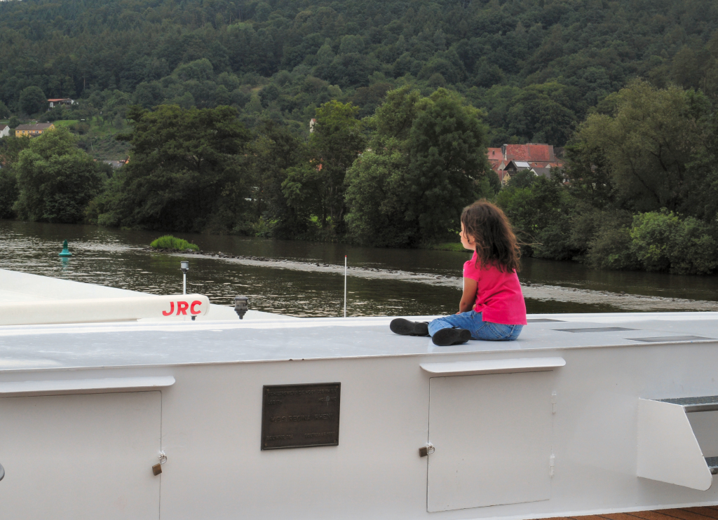 Cruising the Rhine on Uniworld's River Ambassador